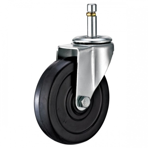 Explain in detail the characteristics of medical casters in traditional home life
